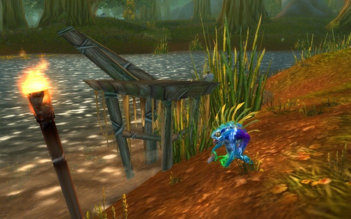 Murlocs in Elwynn Forest