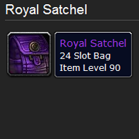 Royal Satchel