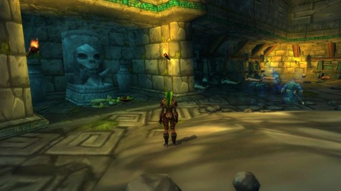 Drakkari Crypt Altar