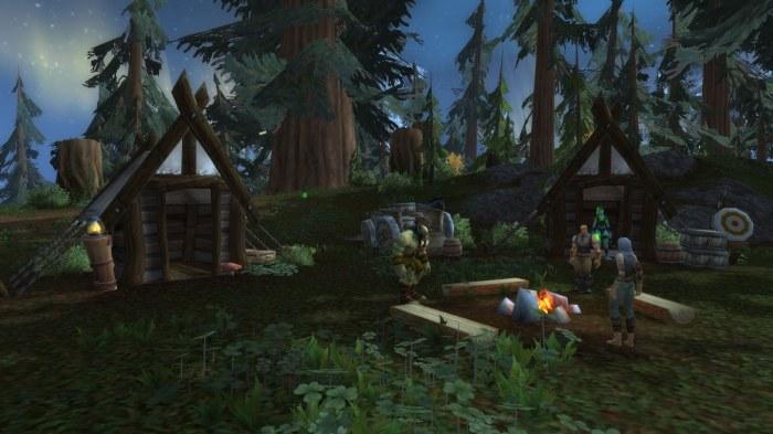 Troll Hunting Camp