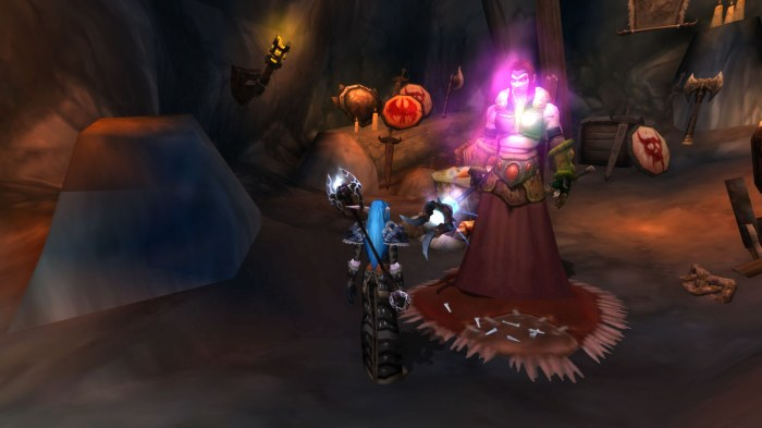 Bone Witch in Icecrown