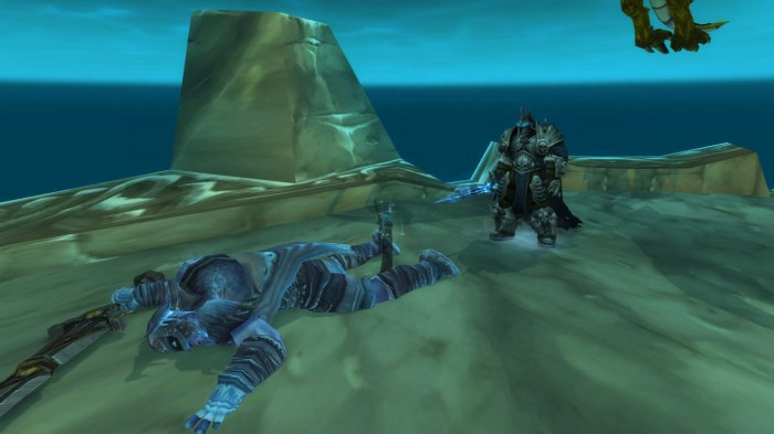 Lich King and Balagarde