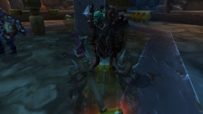 Nazgrim in Grizzly Hills