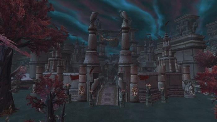 Zul'Drak Amphitheater