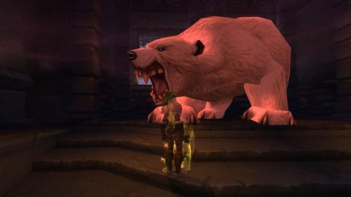 Bear god of trolls