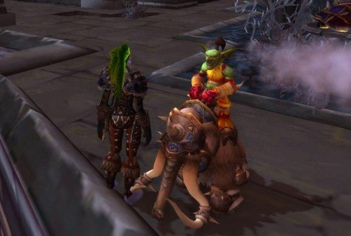 Goblin fights