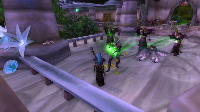 And you meet Ysera! Journey was worth it.