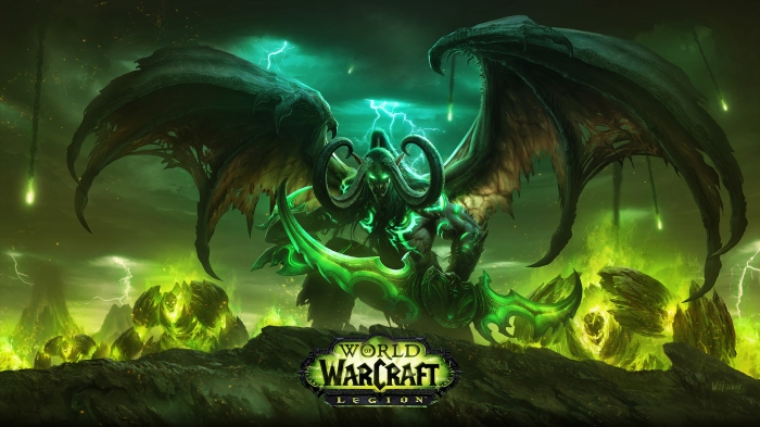 WoW Expansion Legion