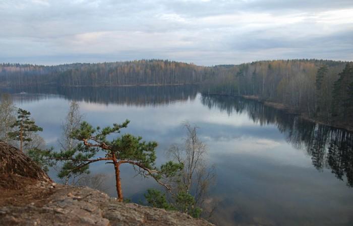 озеро-Ястребиное