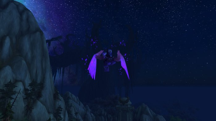 Aurinko-Shadow-Priest-Mount