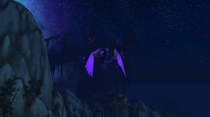 Aurinko-Shadow-Priest-Mount