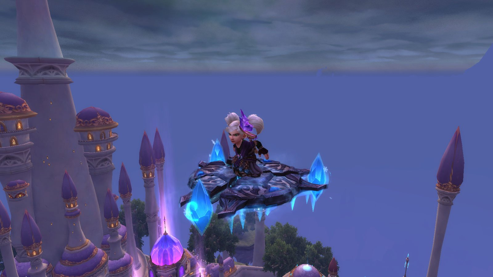 wow how to get your calss order mount