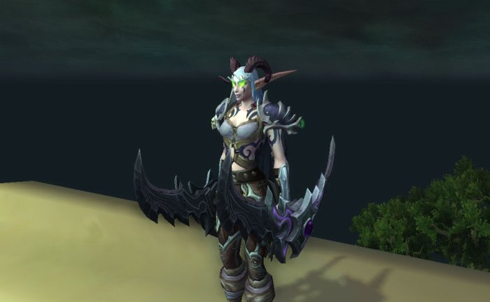 Melaris-Demon-Hunter-Transmog