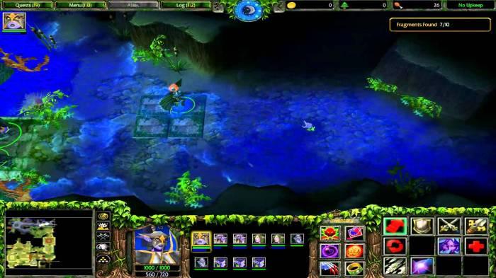 Tomb-of-Sargeras-Warcraft-3-Frozen-Throne