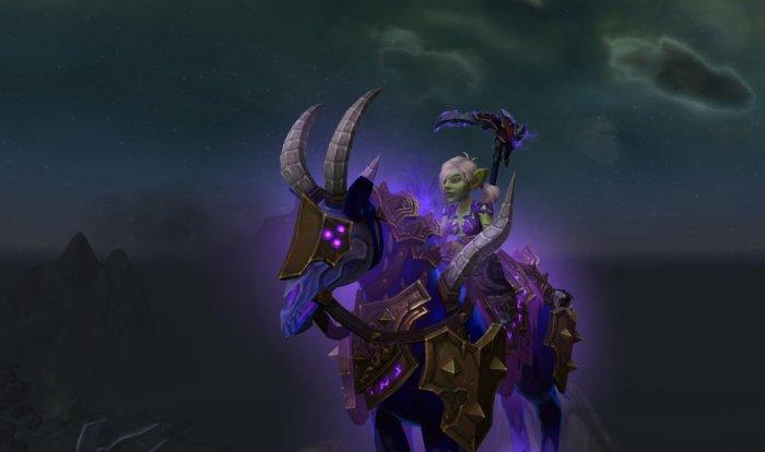Warlock-Class-Mount-Purple-Tint