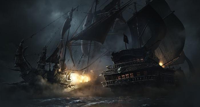 Warcraft-ships