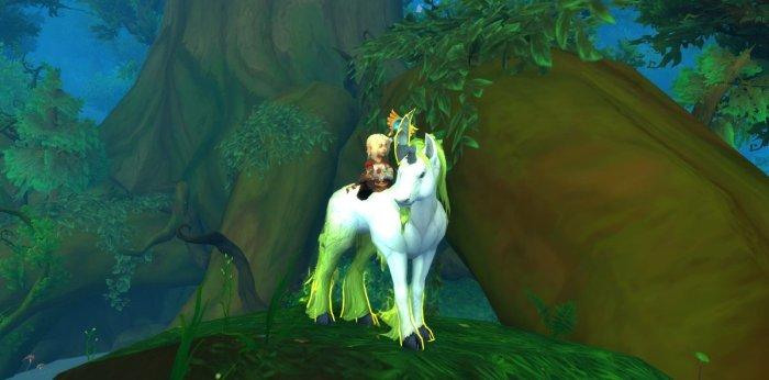 Valsharah-Unicorn-Mount