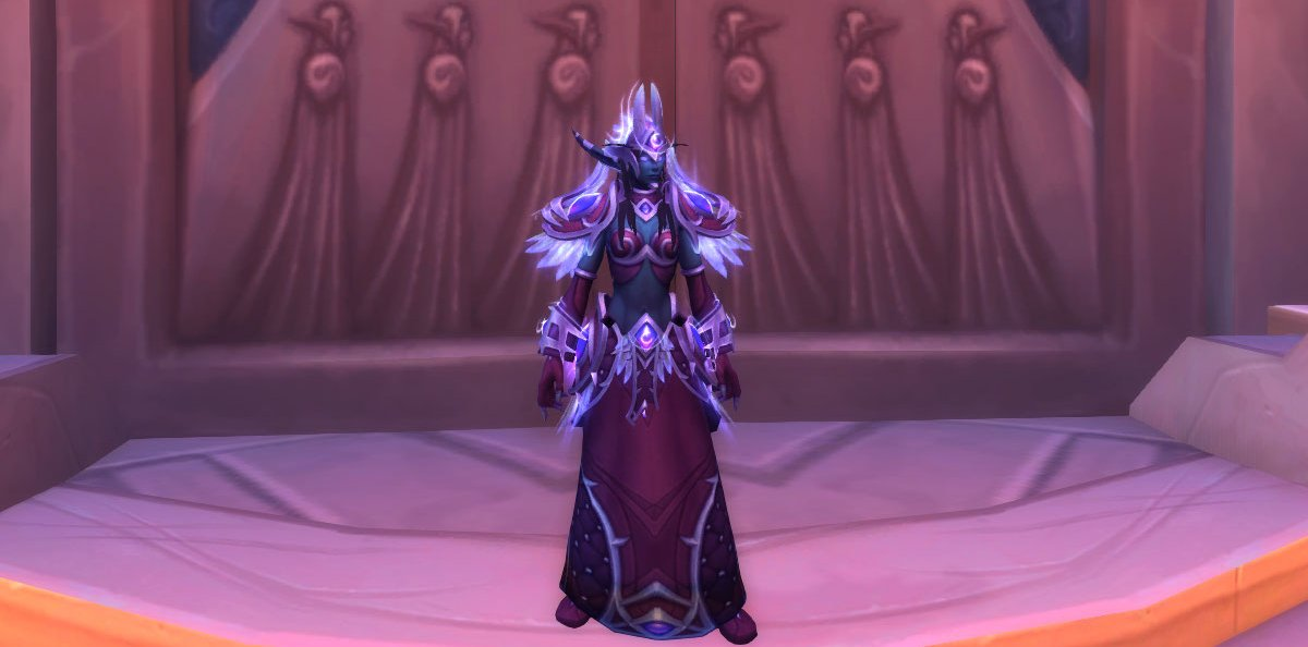 Nightborne-Allied-Race-Set