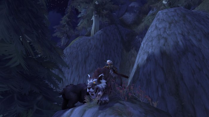 Sabertooth-Darkshore-Mount