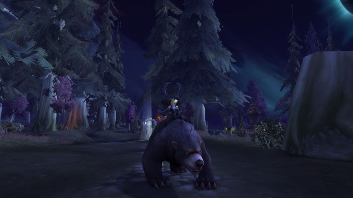 Bear-Mount-Darkshore