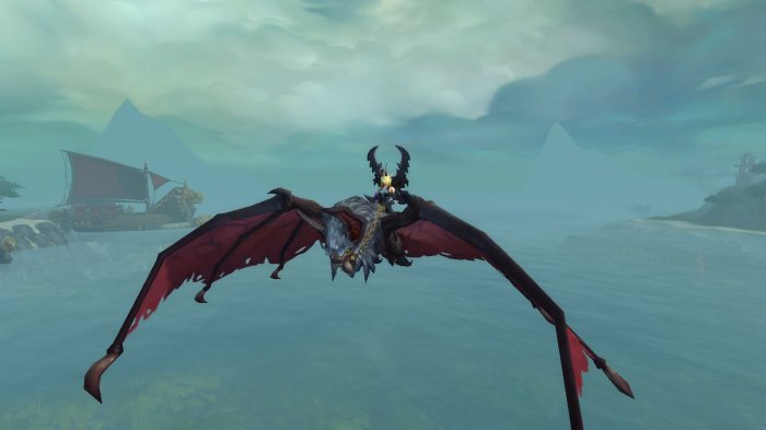 Bat-Mount-Honorbound