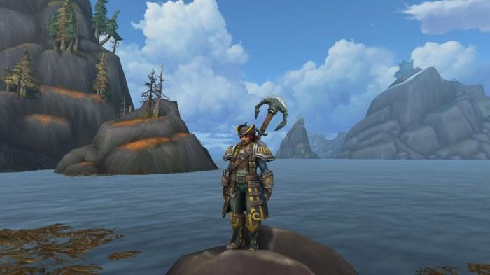 Kul-Tiran-Heritage-Armor