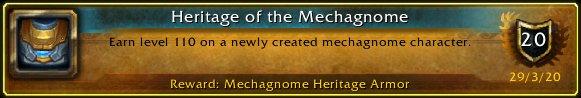 Heritage-Mechagnome-Achievement