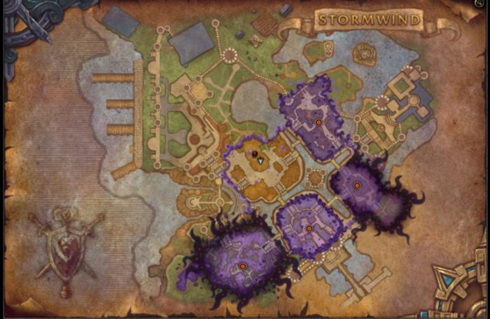 Stormwind-Horrific-Vision-Map