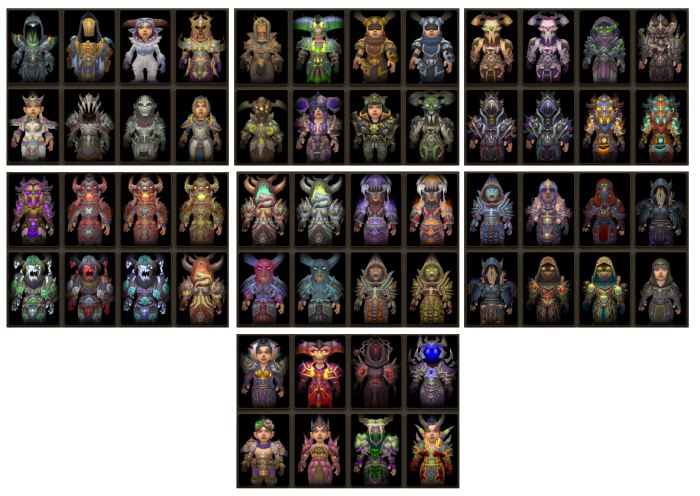 Warlock-Raid-Transmog-Sets