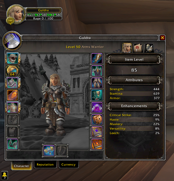 How To Gear Up Your Fresh 50 Alt For Shadowlands In One Day Shortcut Guide Gnomecore